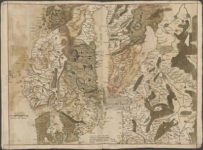 Scandinavia Art Print by British Library