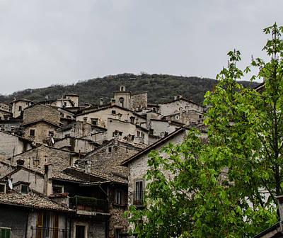 Photograph - Scanno - Italy  by Andrea Mazzocchetti