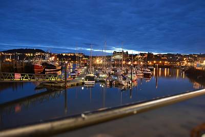 Photograph - Scarborough Bay by Dave Woodbridge