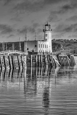 Photograph - Scarborough Lighthouse by Susan Leonard