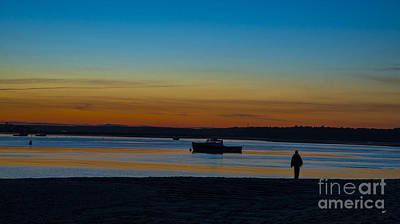 Photograph - Scarborough Sunset by Alana Ranney