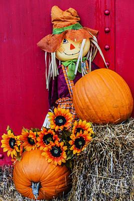 The Bunsen Burner - Scarecrow and the Pumpkin by Elvis Vaughn