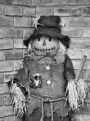 Photograph - Scarecrow by Dan Sproul