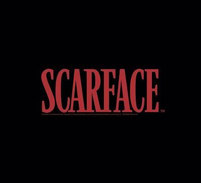 Montana Digital Art - Scarface - Logo by Brand A