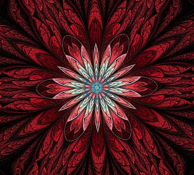 Digital Art - Scarlett O'hara by Barbara A Lane