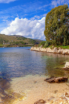 Photograph - Scenic Kassiopi On Corfu by Paul Cowan