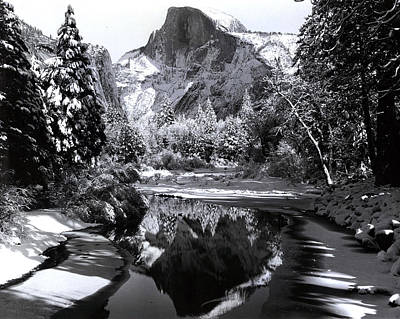 Mountians Photograph - Scenic Mountains Loom Largely by Retro Images Archive