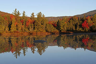 Photograph - Scenic New England by Juergen Roth