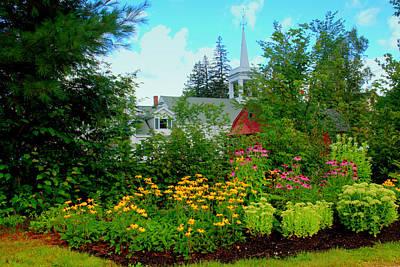 Photograph - Scenic New Hampshire by Caroline Stella