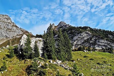 Photograph - Scenic Pilatus by Elvis Vaughn
