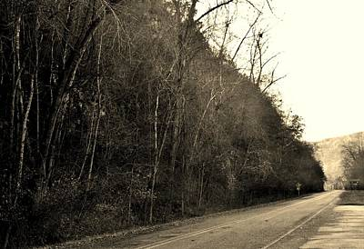 Photograph - Scenic Road by Michelle McPhillips