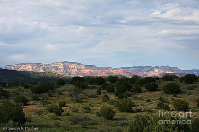 Photograph - Scenic Southwest by Susan Herber