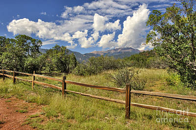 Photograph - Scenic View by Cheryl Davis