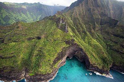 Scenic Views Of Kauai Art Print by Micah Wright
