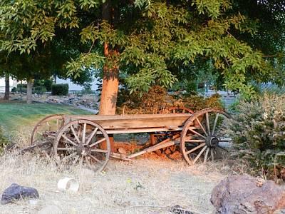 Scenic Wagon Original by Chris Sulek