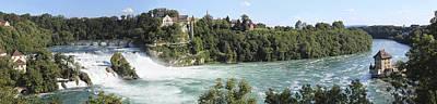 Keith Richards - Rhine Falls by Jose Luiz Mendes