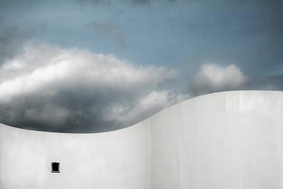 Windows Photograph - Schauspielhaus by Gilbert Claes