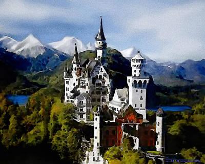 Schengen Castle Original