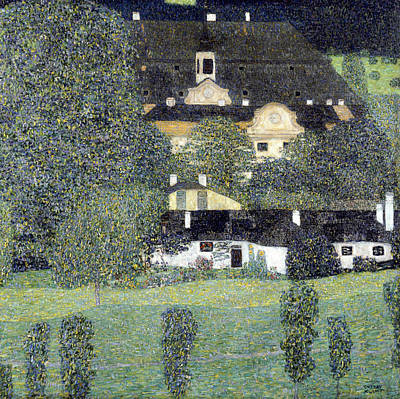 Painting - Schloss Kammer Am Attersee II by Celestial Images