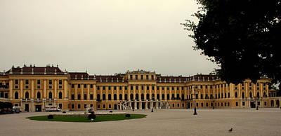 Photograph - Schonbrunn Palace by Caroline Stella