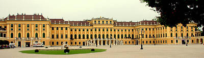 Photograph - Schonbrunn Palace I I by Caroline Stella