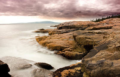 Photograph - Schoodic Point 6041 by Brent L Ander