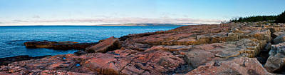 Photograph - Schoodic Point 8414 by Brent L Ander