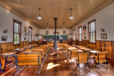 Photograph - Schools Out For Summer  by Liane Wright