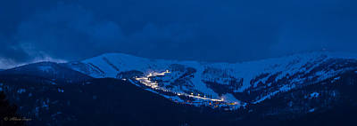 Photograph - Schweitzer - Winter Solstice 2014  -  141221a-037 by Albert Seger
