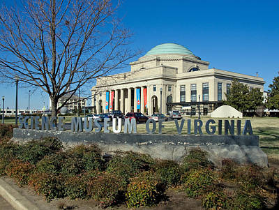 Photograph - Science Museum Of Virginia by Joseph C Hinson Photography