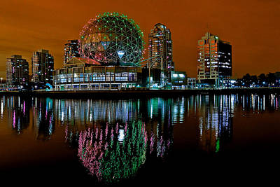 Photograph - Science World by Brian Chase