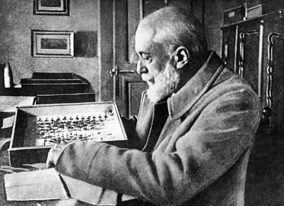 Auguste Photograph - Scientist Auguste Forel by Underwood Archives