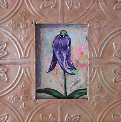 Painting - Scilla by Krista Ouellette