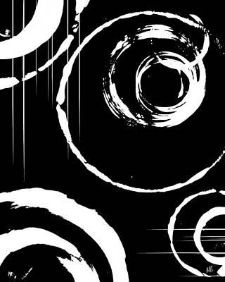 Charcoal Digital Art - Scorn by Melissa Smith