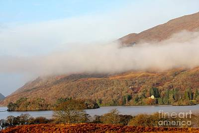 Photograph - Scotch Mist by David Grant