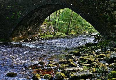 Scotland Bridge Art Print
