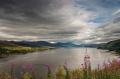 Photograph - Scotland's Landscape by Sergey Simanovsky