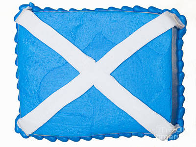 Photograph - Scottish Cake by Diane Macdonald