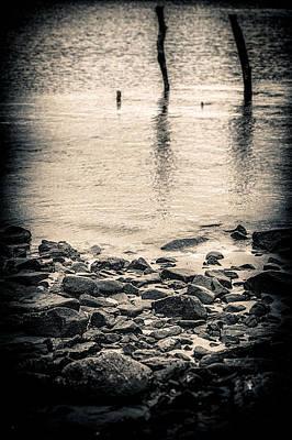 Photograph - Scottish Coastline 2 by Lenny Carter