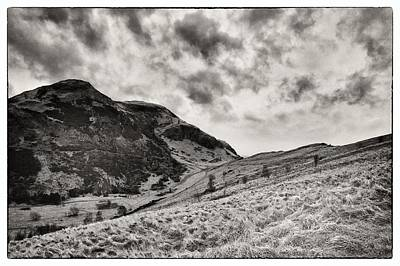 Photograph - Scottish Peaks 3 by Lenny Carter