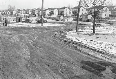 Social Change Photograph - Scotts Run, West Virginia. Bertha Hill Camp - by Litz Collection