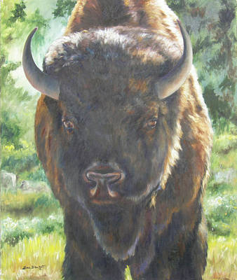 Painting - Scout by Lori Brackett