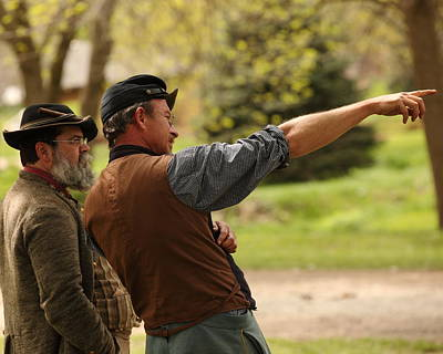Photograph - Scouting The Battle by Coby Cooper