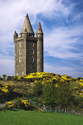 Photograph - Scrabo Tower - Newtownards - County Down by Jane McIlroy