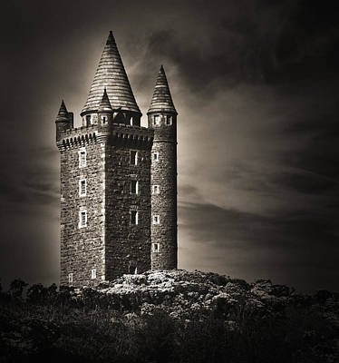 Photograph - Scrabo Tower Newtownards County Down by Jane McIlroy