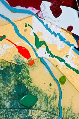 Scrap Pile 2 Art Print by Jacob Brewer