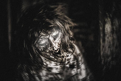 Photograph - Scream  by Joshua Minso