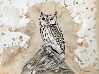 Screech Owl Original