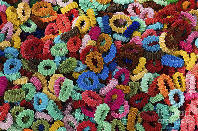 Photograph - Scrunchies by Tim Gainey