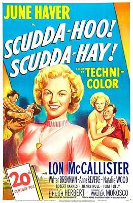 Scudda Hoo Scudda Hay, Aka Summer Art Print by Everett